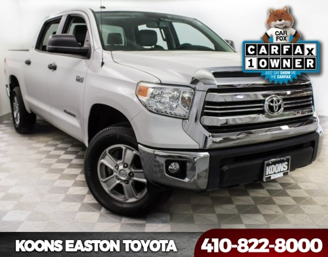 Used 2017 Toyota Tundra SR5 Truck in Easton, MD