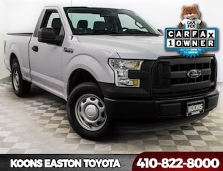 Used 2017 Ford F-150 XL Truck in Easton