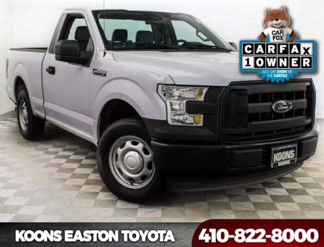 Used 2017 Ford F-150 XL Truck in Easton, MD