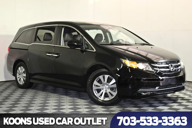 88b9951553 Used 2016 Honda Odyssey For Sale at Koons Used Car Outlet