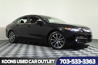 2016 Acura TLX TLX 3.5 V-6 9-AT SH-AWD with Advance Package Sedan