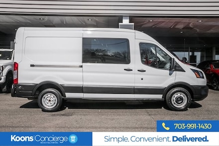 2019 Ford Transit-250 Base * Medium Roof - 148 Wheelbase * Cargo Van