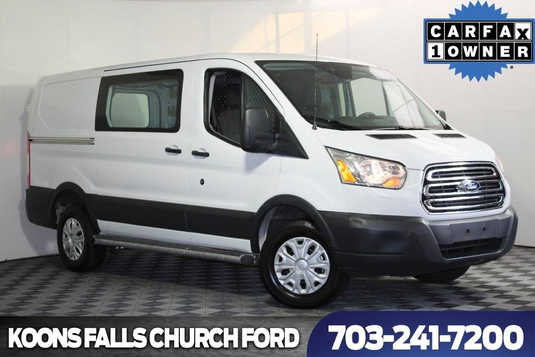 2018 Ford Transit Base Van