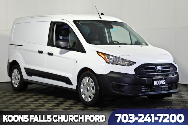2019 Ford Transit Connect Xl Cargo Van For Sale Falls Church Va