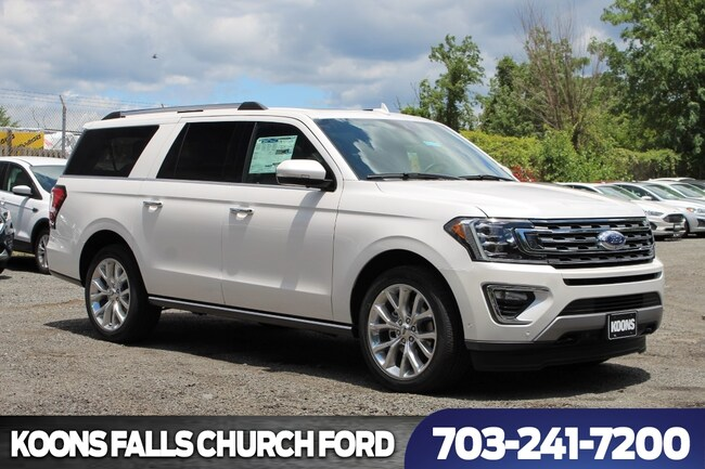 New 2019 Ford Expedition Max Limited MAX SUV in Baltimore