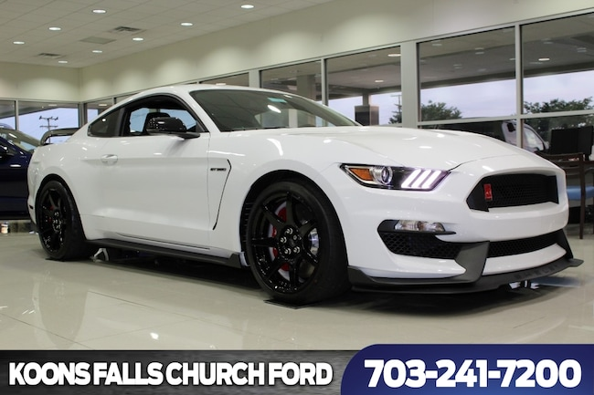 New 2019 Ford Shelby GT350 Shelby GT350R Coupe in Baltimore