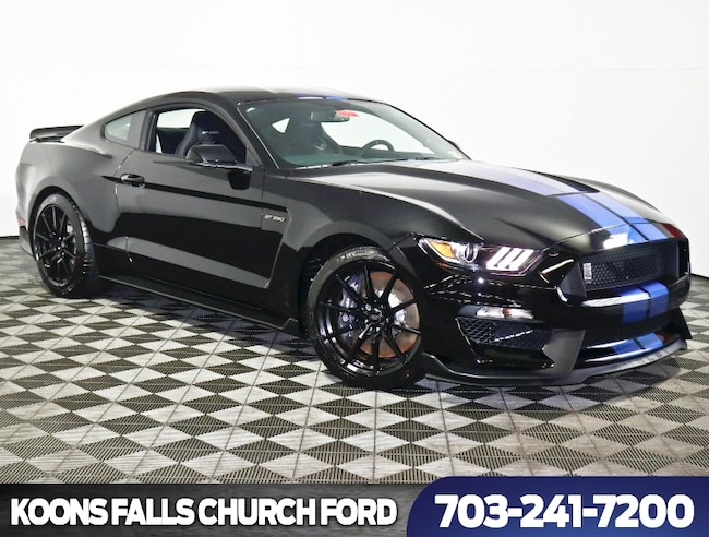 2018 ford shelby gt350 shelby gt350 for sale falls church va. Black Bedroom Furniture Sets. Home Design Ideas