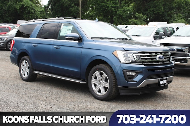 New 2019 Ford Expedition Max XLT MAX SUV in Baltimore
