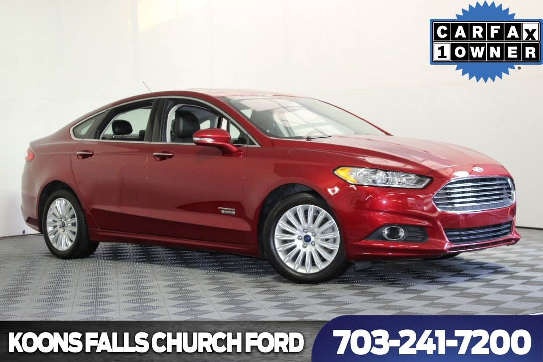 2016 Ford Fusion SE Luxury