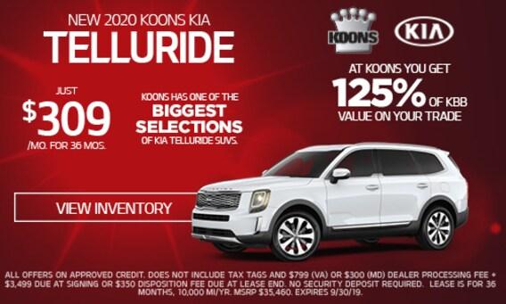 Auto Finance Center Woodbridge Va >> Koons Kia Of Woodbridge Kia Dealership In Prince William
