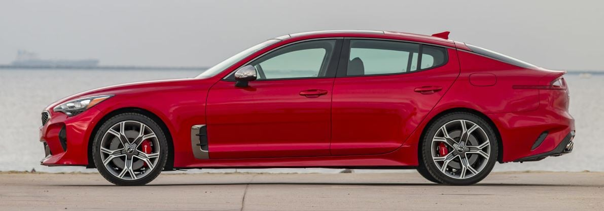 Thatu0027s Certainly True Of The 2018 Kia Stinger Available Here At Koons Kia  Of Owings Mills ...