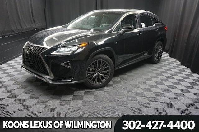 Lexus Rx 350 >> New 2019 Lexus Rx 350 F Sport For Sale At Lexus Of Wilmington Vin