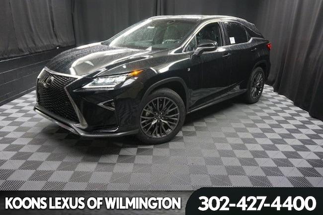 2019 Lexus Rx 350 F Sport Awd Fspor For Sale Wilmington De Jim
