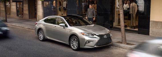 Compare Lexus ES Vs The Competition Lexus Of Wilmington - Audi a4 comparable cars