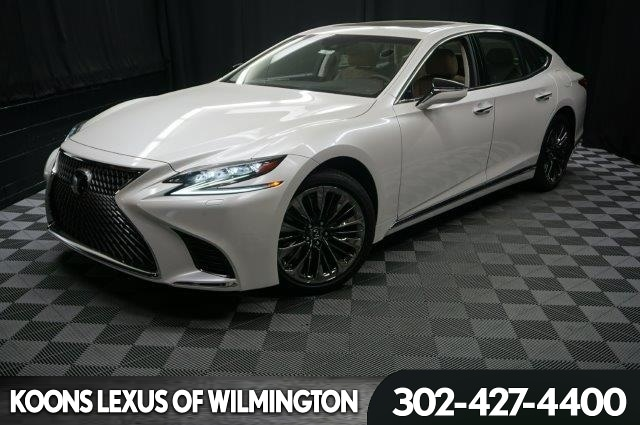 New 2018 Lexus Ls 500 For Sale At Lexus Of Wilmington Vin