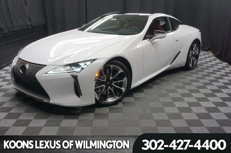 ... New 2018 LEXUS LC 500 For Sale Wilmington DE