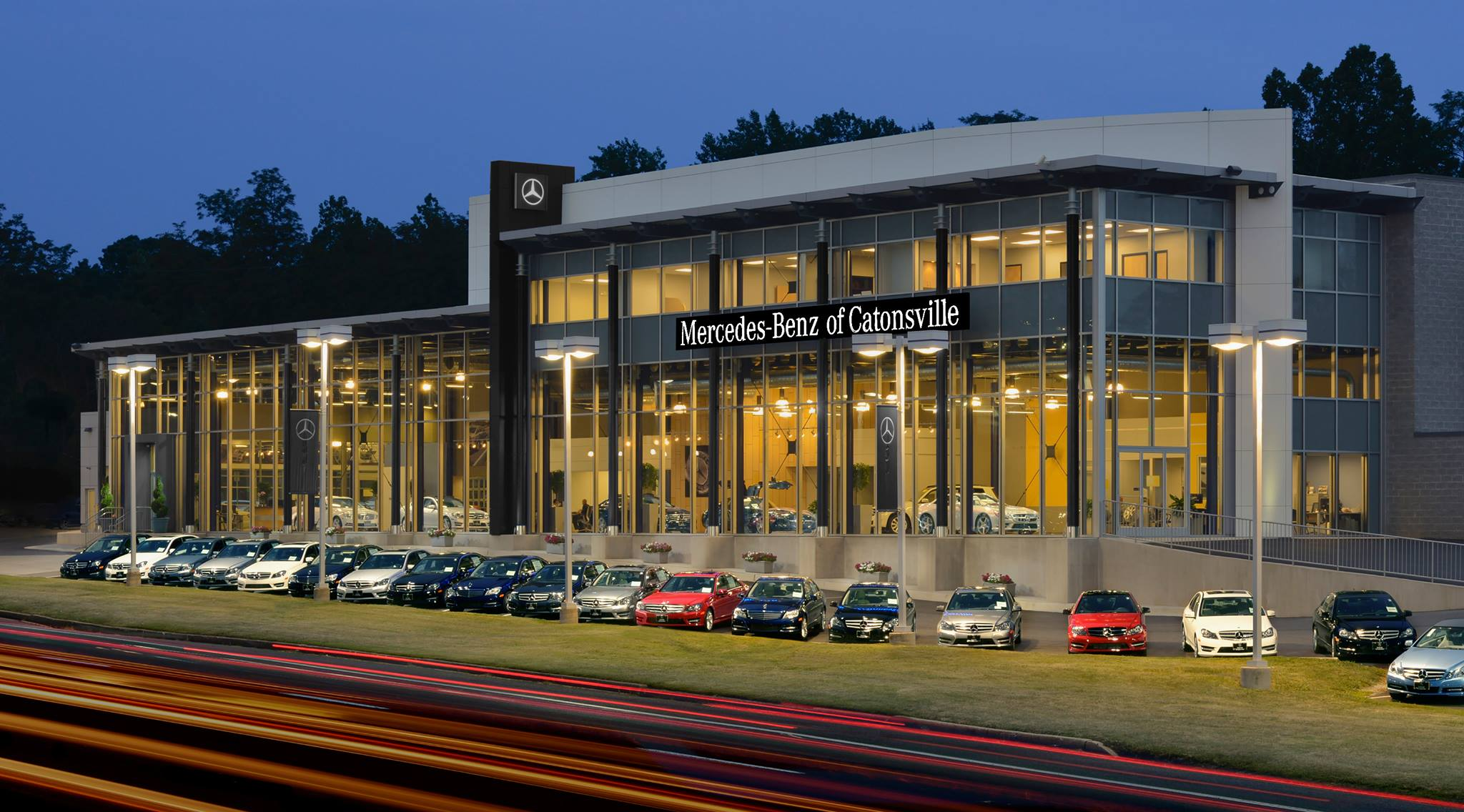 about mercedes benz of catonsville serving baltimore md