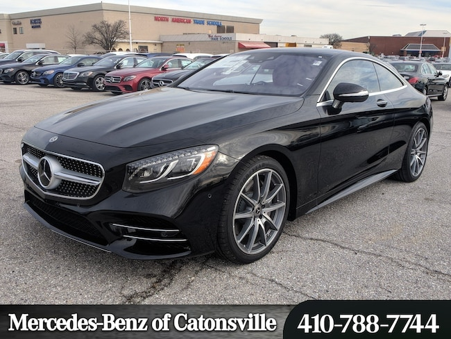 New 2019 Mercedes Benz S Class S 560 4matic For Sale In Baltimore Md