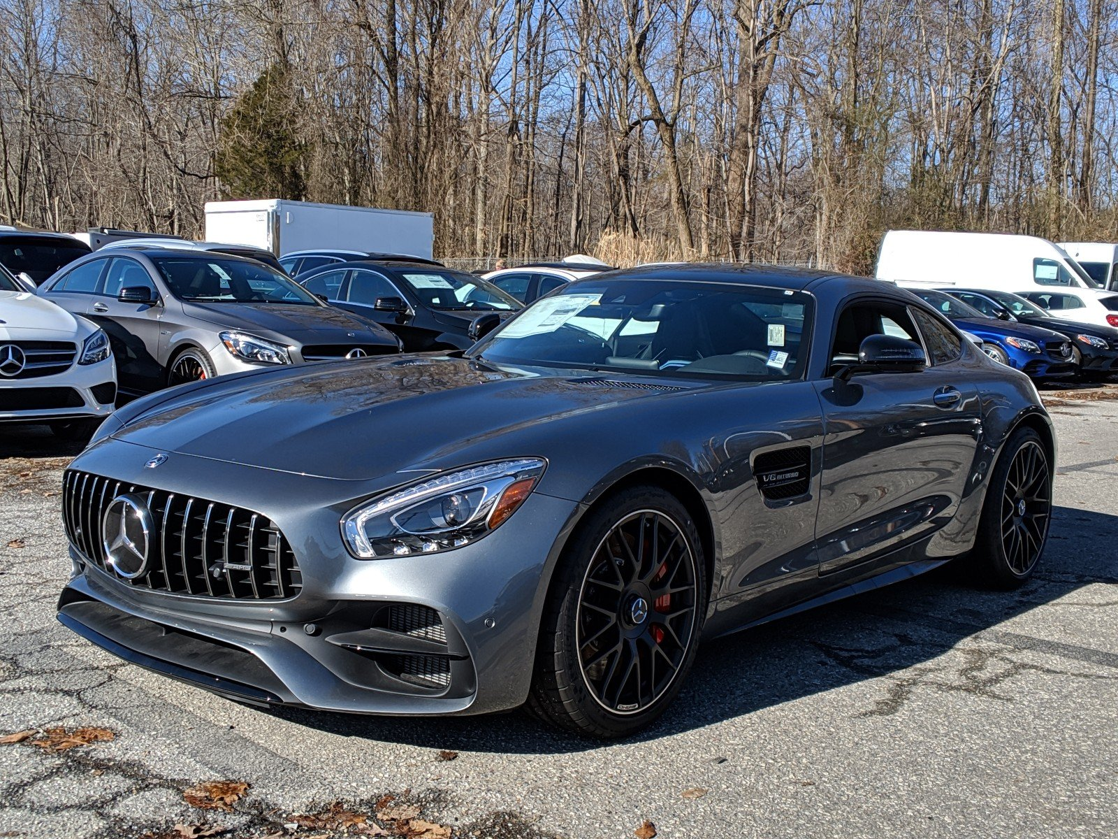 2019 Mercedes-Benz AMG GT C Coupe
