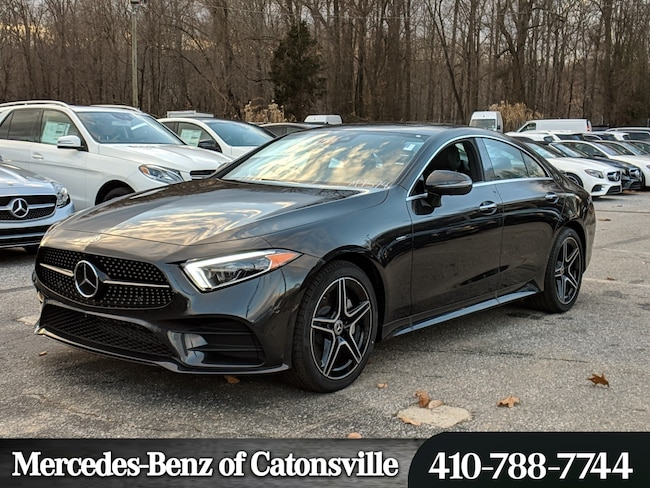 New 2019 Mercedes-Benz CLS 450 4MATIC Coupe in Baltimore