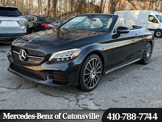 New 2019 Mercedes-Benz C-Class C 300 4MATIC Cabriolet in Baltimore