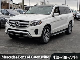 New 2019 Mercedes-Benz GLS 450 4MATIC SUV in Baltimore