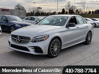 2019 Mercedes-Benz C-Class C 300 Sedan