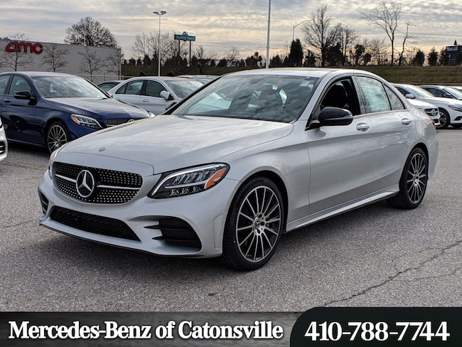 8efc8f2d0c New 2019 Mercedes-Benz C-Class C 300 For Sale in Baltimore MD