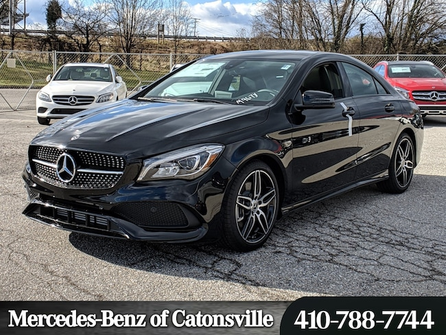 New 2019 Mercedes-Benz CLA 250 Coupe in Baltimore