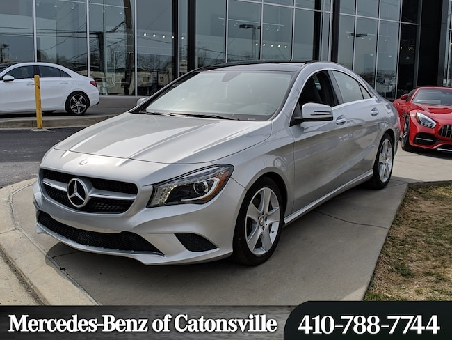 Used 2015 Mercedes Benz Cla 250 For Sale In Baltimore Md Vin