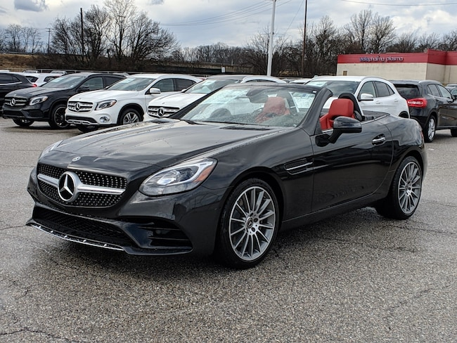 New 2019 Mercedes-Benz SLC 300 Roadster in Baltimore