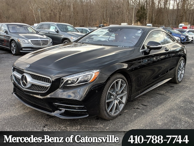 New 2019 Mercedes-Benz S-Class S 560 4MATIC For Sale in