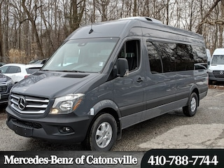 New 2018 Mercedes-Benz Sprinter 2500 High Roof V6 Van in Baltimore