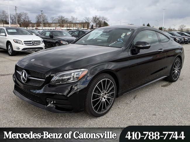 New 2019 Mercedes-Benz C-Class C 300 Coupe in Baltimore