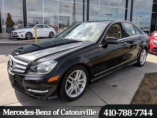 Used 2013 Mercedes-Benz C300 NAV, REARVIEW CAMERA, LOADED Sedan in Baltimore