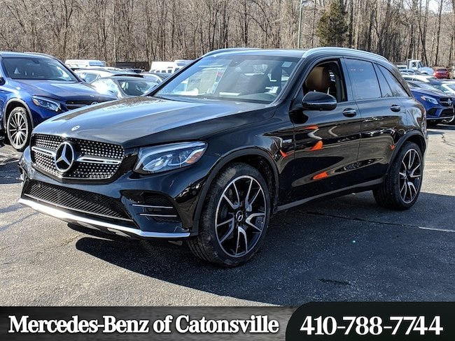 New 2019 Mercedes-Benz AMG GLC 43 4MATIC SUV in Baltimore
