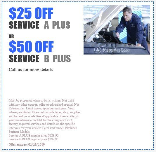Mercedes Benz Service Schedule Cost: Mercedes-Benz Oil Change In Baltimore, MD