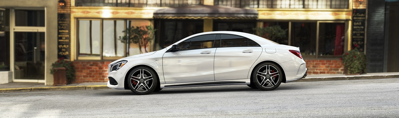 New Mercedes-Benz CLA For Sale In Baltimore