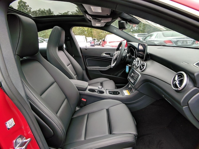 New 2019 Mercedes Benz Cla 250 4matic For Sale In