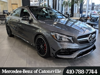 2019 Mercedes-Benz AMG CLA 45 4MATIC Sedan