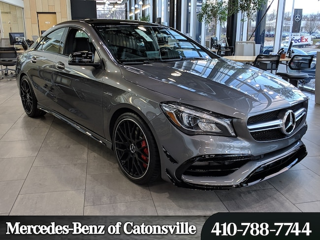 New 2019 Mercedes-Benz AMG CLA 45 4MATIC For Sale in
