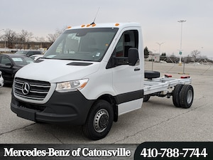 2019 Mercedes-Benz Sprinter 3500 XD