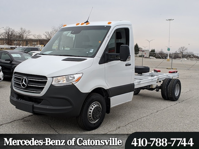 New 2019 Mercedes-Benz Sprinter 3500 XD in Baltimore