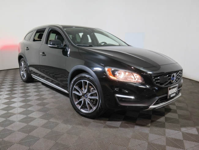 certified 2016 Volvo V60 Cross Country T5 Wagon For Sale Near Baltimore