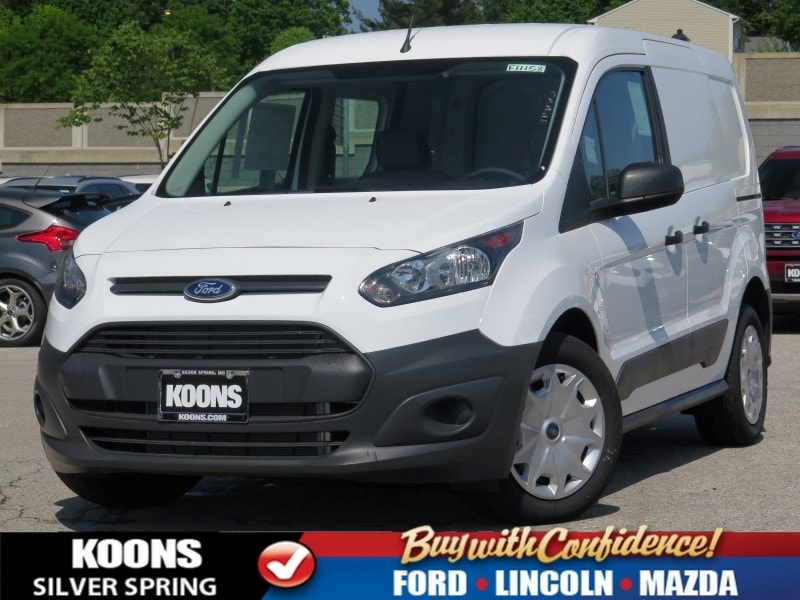 New 2016 Ford Tran Conn SWB XL Van Cargo Van In Baltimore