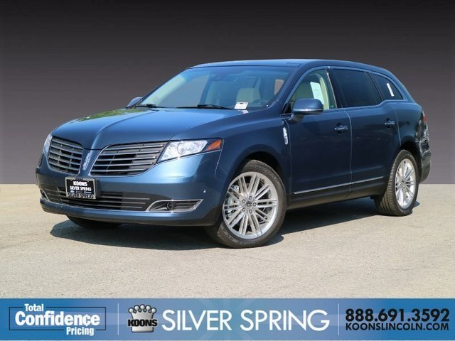 Featured new and used vehicles 2018 Lincoln MKT Reserve 3.5L AWD Reserve for sale near you in Silver Spring, MD