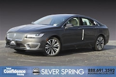 New 2019 Lincoln MKZ Hybrid Reserve II Hybrid Reserve II FWD in Silver Spring