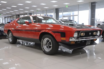 Featured pre-owned luxury vehicles 1971 Ford Mustang BOSS 351 for sale near you in Silver Spring, MD
