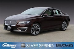 New 2019 Lincoln MKZ Reserve II Reserve II AWD in Silver Spring