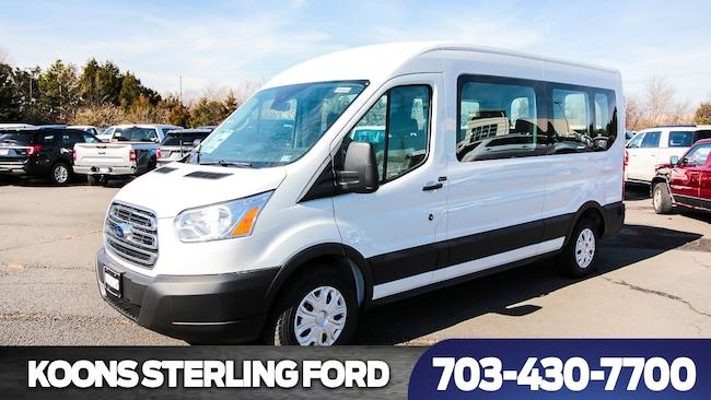 ba1f51b5c4 2019 Ford Transit-350 LWB Medium Roof XLT Passenger Van Van
